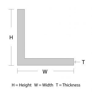 Angle Steel – Equal